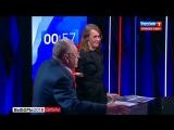 Собчак плеснула Жириновскому водой в лицо. Скандал в прямом эфире!_HD.mp4