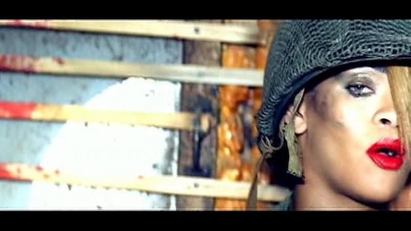 22.Rihanna Jeezy - Hard (Retail CD Audio MaxOmarion) (RockAmerica) (2009)