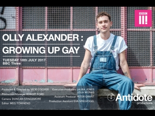 Olly Alexander: Growing Up Gay (2017)