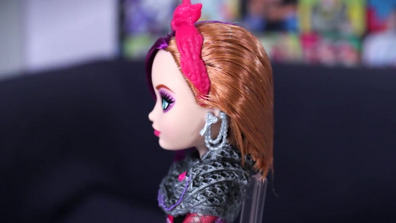 [BersReview] Holly and Poppy O'Hair (Холли и Поппи О'Хэйр) Ever After High Обзор и Распаковка \ Review BJH20