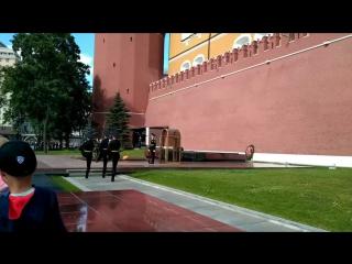Москва, Александровский сад