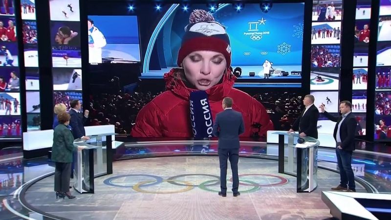 Об Олимпиаде в Пхенчхане