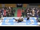 [#My1] Матч Блока Б - Henare & Togi Makabe vs. Killer Elite Squad (Davey Boy Smith Jr.  Lance Archer)