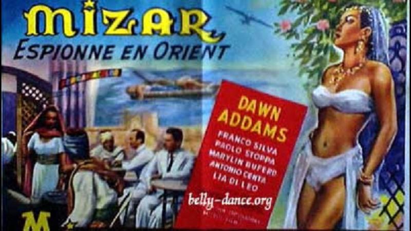 Mizar (Sabotaggio in mare) F De Robertis 1954 Dawn Addams Paolo Stoppa Antonio Centa Lia Di Leo
