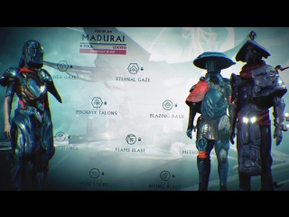 Make your Tenno a Warrior with the reworked Focus and Arcane System.