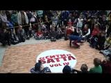 СИТИ БАТТЛ vol IV BREAK DANCE первые шаги BBOY Глеб (win) ws Bboy Егор