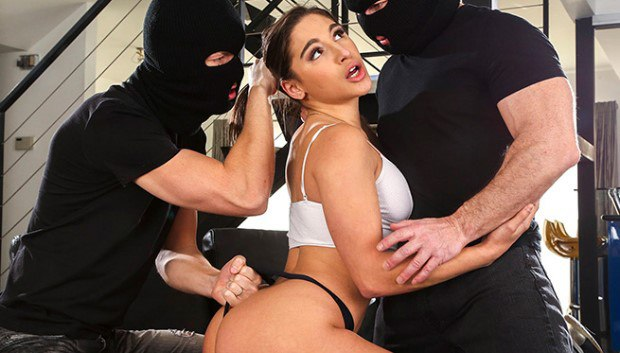 WGPORNO BangBros - Abella Danger Takes 2 Dicks in Her Ass