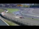 Авария на старте гонки FR 2.0 в Барселоне