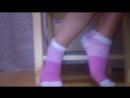 Школьница в сексуальных носочках Sexy and hot girl in socks schoolgirl