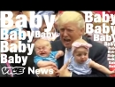 "VICE News - Watch Donald Trump Say ""Baby"" (04-02-2018)"