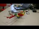 Простые Механизмы Двухмоторный самолет