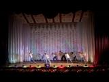 Новогодний отчетный концерт от
