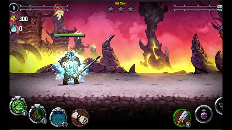 Царь Мороз - Bravium Hero Defense RPG