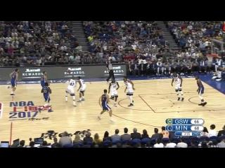 Golden State Warriors vs Minnesota Timberwolves HD