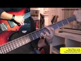 Seek And You Will Find - Gino Vannelli - Bass Cover