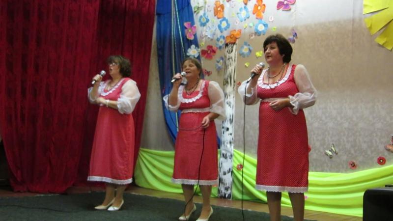 Выступление ансамбля Калина в ДК Пунгино
