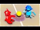 [Quantum Games] ТАКОЙ ЖЕСТИ В ФУТБОЛЕ НИКТО НЕ ВИДЕЛ!!! УГАР В GANG BEASTS (ГАНГ БИСТ)