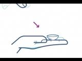 Как правильно чистить линзы?