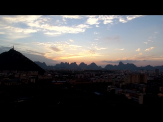 Guilin City in China