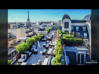 Франция. Париж. Отель The Peninsula Paris 5