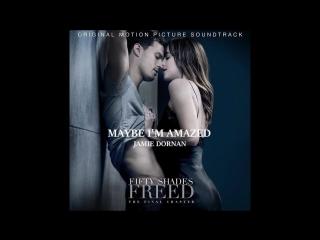 Jamie Dornan - Maybe Im Amazed (Full Song)