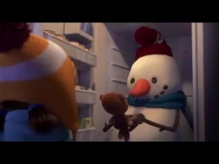Зимнии мультик о том, что настоящая дружба не заканчивается!