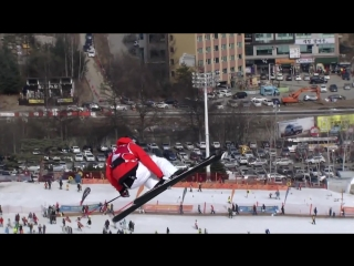 Highlights _ torin yater-wallace tops the field in bokwang ski halfpipe _ fis fre estyle skiing