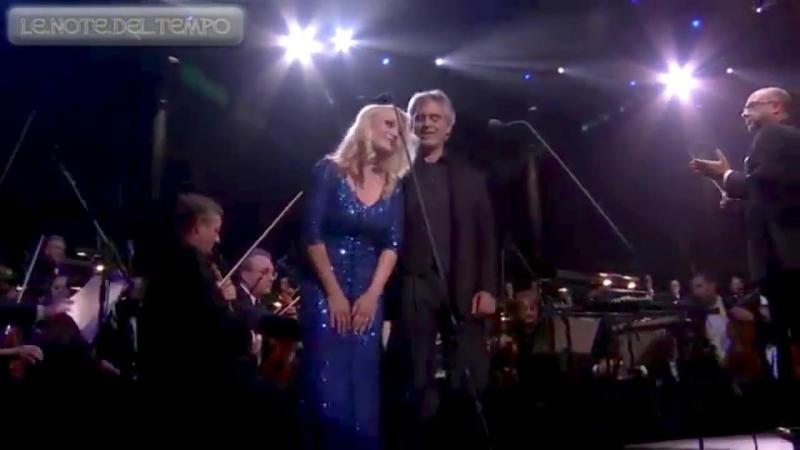 Andrea Bocelli Sabina Cvilak - Con Te Partiro