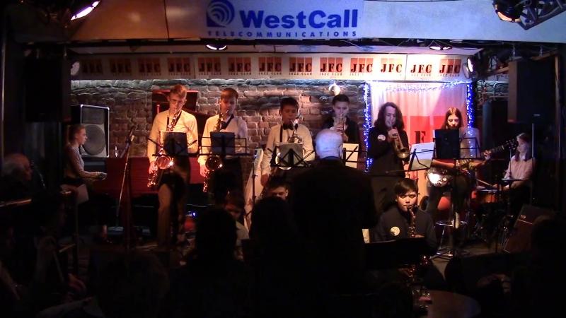 Белые ночи в JFC JAZZ CLUB. Вечерняя песня.