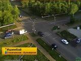 Злополучный перекрёсток Бульварная - Стахановская, г. Ишимбай (Башкортостан)