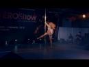 KODA - Ольга Кода Exotic pole dance show 2015