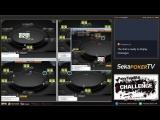 Tzodiac On Air! 7-8 masa Teksas Holdem Canlı Poker - SekaPoker TV