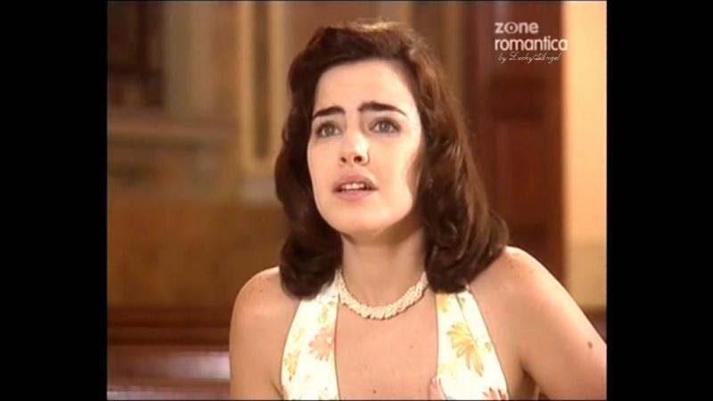 Неукротимая Хильда (Hilda Furacao) - падре может влюбится? (отрывок)