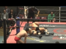 Shinjiro Otani, Yowa Iwasaki vs. Tatsuhito Takaiwa, Shoji Fukushima (ZERO1 - 26.10.2017)