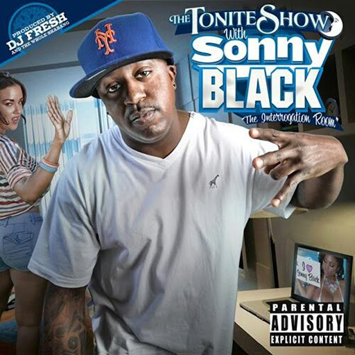 Sonny Black альбом The Tonite Show with Sonny Black