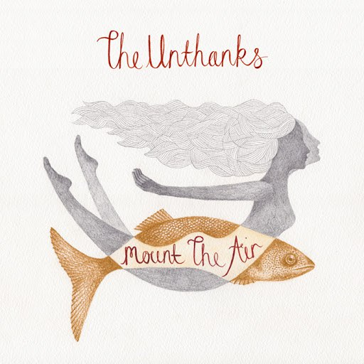 The Unthanks альбом Mount the Air
