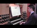 680 J S Bach Chorale prelude Wir glauben all an einen Gott BWV 680 In Organo pleno Daniel Bruun