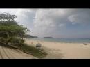 Пляж Най Харн сегодня 9:07