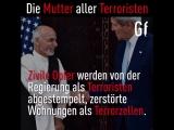 Die USA feuert eine 11 Tonnen TNT Bombe auf Zivilisten in Afghanisten. Die M