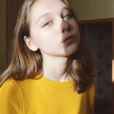 Екатерина Устюжанина