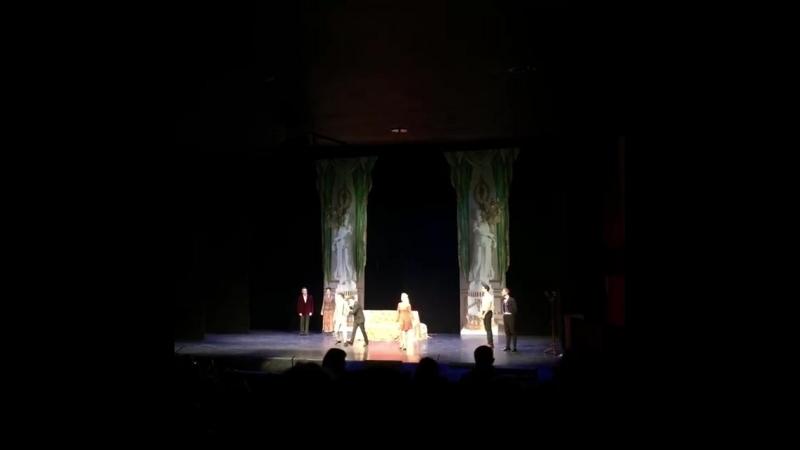 28.10.2017 - Москва Театриум на Серпуховке Поклон спектакля