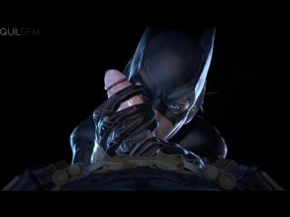 And porn batgirl supergirl batman
