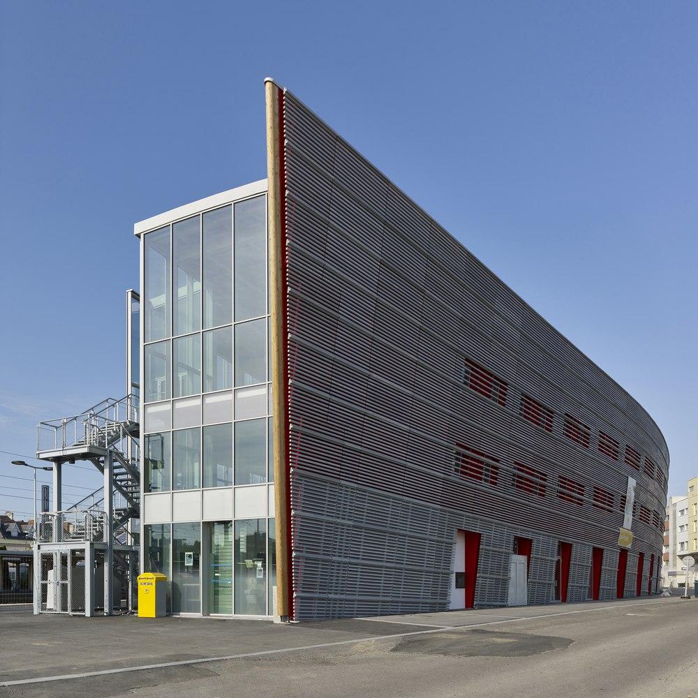 Lorient Multimodal Hub / AREP