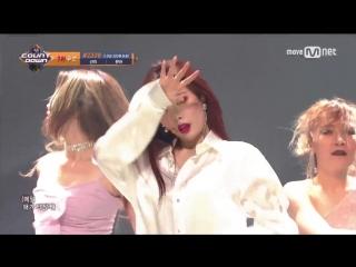HyunA - BABE (KPOP TV Show ¦ M COUNTDOWN 170907 EP.540)