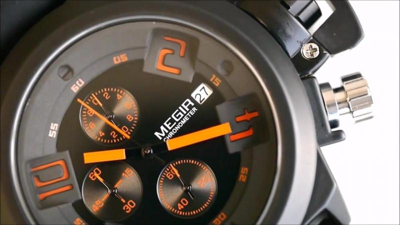 Часы MEGIR CHRONOMETER - Купить в Санкт-Петербурге