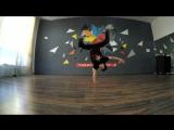 Bboy Wilkin (студия танца Сарафан)