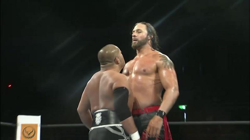 Lance Archer, Davey Boy Smith Jr., Yoshinobu Kanemaru vs. Hirooki Goto, Tomohiro Ishii, Toru Yano (NJPW - New Japan Cup 2018 - D