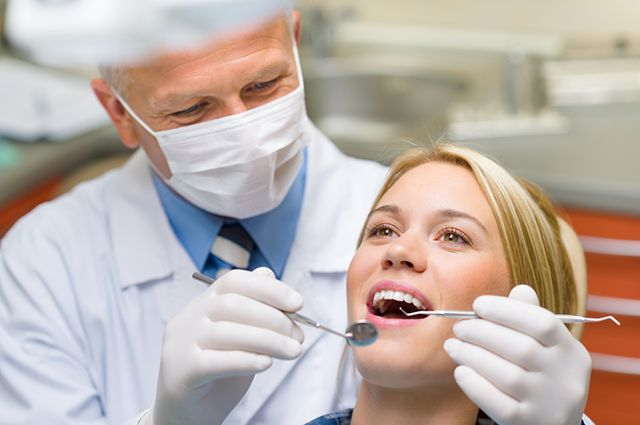 Стоматолог это доктор
