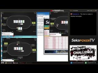 Sekapoker TV Teksas Holdem Poker Canlı Yayını