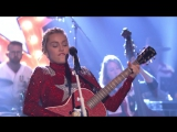 Miley Cyrus - These Boots Are Made for Walking (The Tonight Show Jimmy Fallon) 04 10 2017